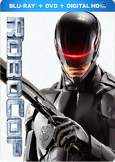 Filme Poster RoboCop BDRip XviD Dual Audio & RMVB Dublado
