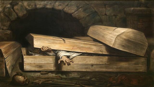 Tempat Pemakaman Aneh dengan Cerita Menakjubkan 5 Tempat Pemakaman Aneh dengan Cerita Menakjubkan
