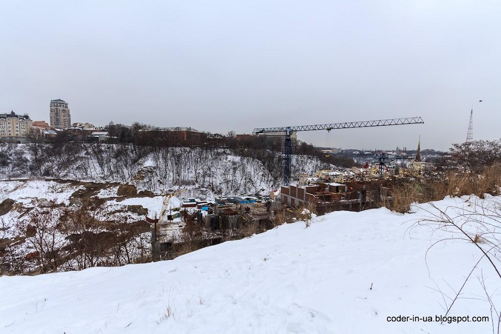 пейзажная аллея. киев
