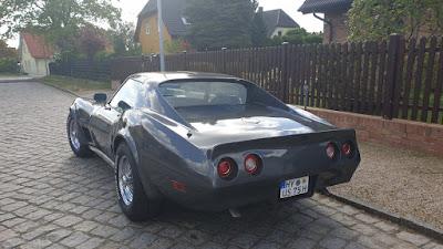 Corvette 1975 Bild 4