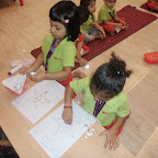 Introduction of Shape Star in Nursery (2014-15) at Witty World