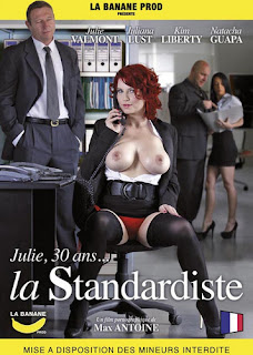 Julie, 30 ans La Standardiste
