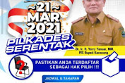 Pilkades 21 Maret, Pekan Depan BPD Mulai Bentuk Panitia Sebelas