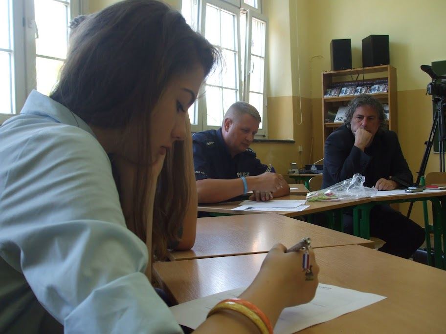 Godziny wychowawcze - przygotowanie Konferencji z GCPU - Dynamiczna Tożsamość 08-05-2012 - 8.JPG