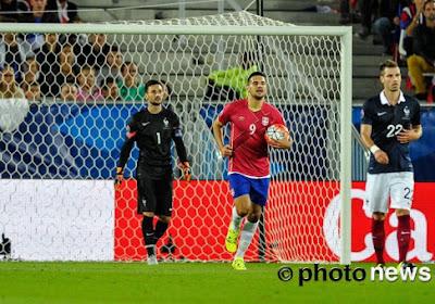 Aleksandar Mitrovic buteur avec la Serbie (vidéo)