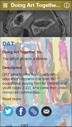 Doing Art Together Inc. DAT