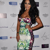 OIC - ENTSIMAGES.COM - Natasha Sandhu at the  Celebrity Singles Dinner in London 22nd October 2015 Photo Mobis Photos/OIC 0203 174 1069