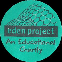 Eden Project sticker