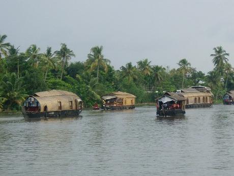 南インド・ケララ 旅行記