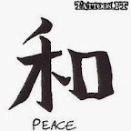 peace - tattoo meanings