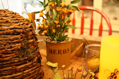 herb watering can