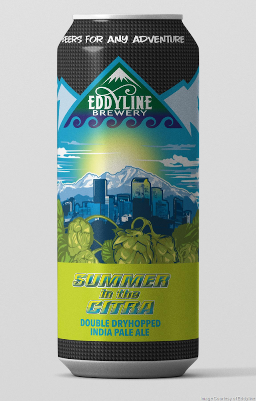 Eddyline Brewing Releasing Summer In The Citra