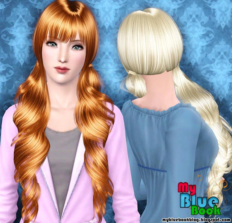 Peinados Sims 2