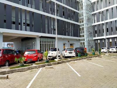 Area parkir rspp