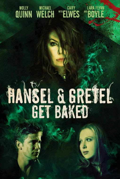 Poster Of English Movie Hansel and Gretel Get Baked (2013) Free Download Full New Hollywood Movie Watch Online At Alldownloads4u.Com
