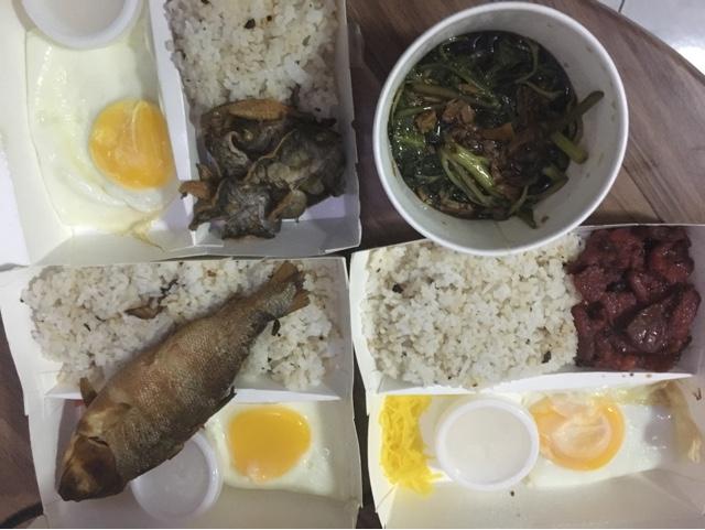 Tapa King Delivery menu