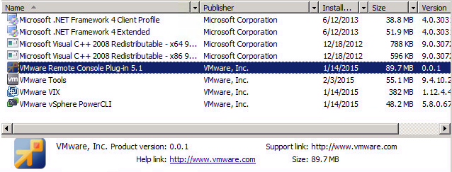 Installing and using the vmware remote console plug-in virtuatopia.