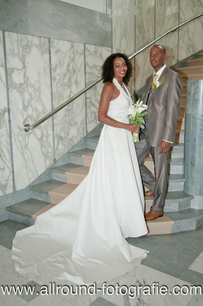 Bruidsreportage (Trouwfotograaf) - Foto van bruidspaar - 081