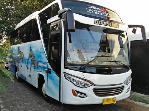 Bus Pariwisata Jogja, Semarang Tujuan Jakarta