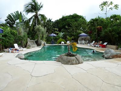 Kleines Paradis am Pool