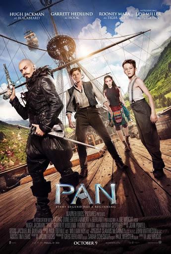 Παν (Pan) Poster