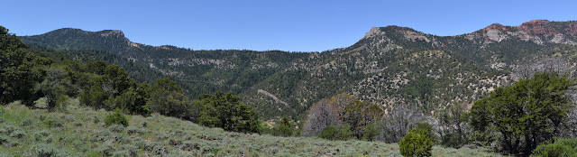 Parowan Canyon upstream