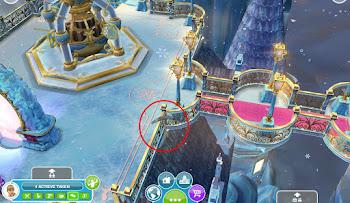 Sims FreePlay pickaxe