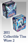 2011 Collectible Tins Wave 2