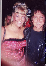 Me and David Cassidy.