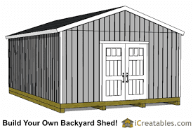 Build Shed 12x16 Shed Plans With Loft Free Garden Shed Plans Free