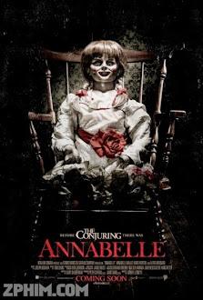Búp Bê Annabelle - Annabelle (2014) Poster