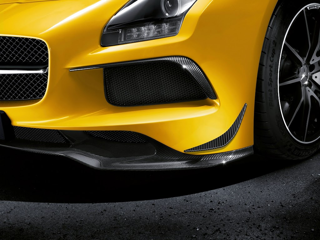 2014 Mercedes-Benz SLS AMG Black Series 3