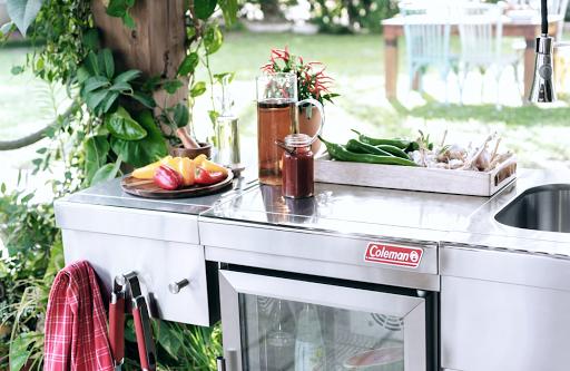 לבשל בסטייל גם בחצר האחורית