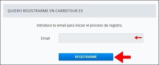 Abrir mi cuenta Carrefour - 450