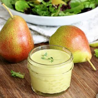 Pear, Sage & Thyme Vinaigrette.