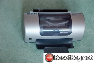 Resetting Epson 830U printer Waste Ink Counter