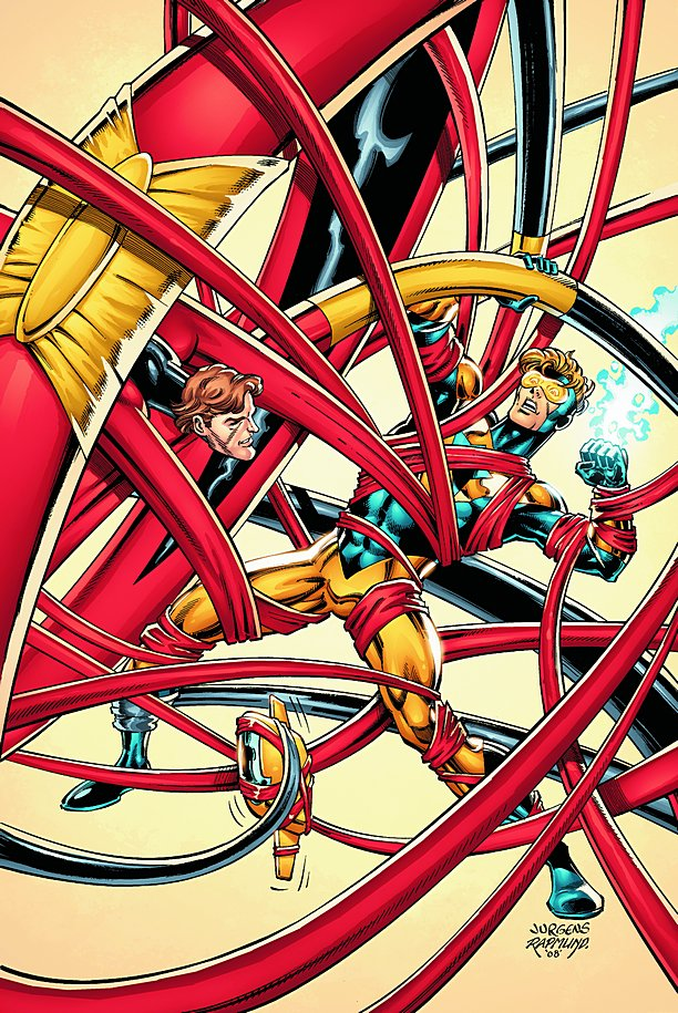Ralph Dibny, the World-Famous Elongated Man: Image gallery