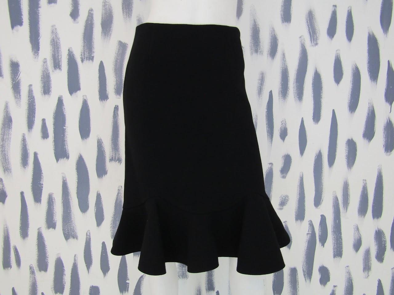 Prada Trumpet Skirt