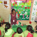 Introduction to Hibiscus for Nursery at Witty World (15.02.2017)