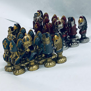 Italfama Brass Chess Men