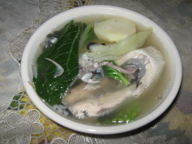 Pesang isda recipe filipino food with recipe for Filipino fish recipes