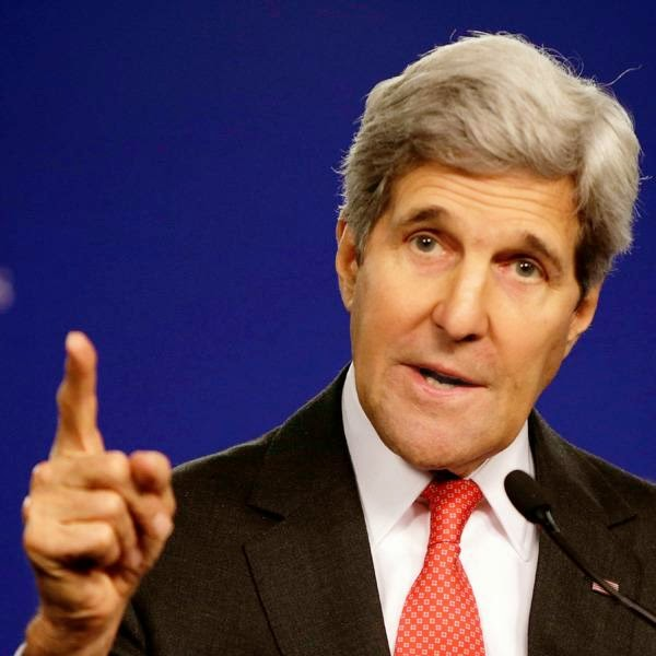 "Identifying this as ""a potentially transformative moment in our partnership,"" US secretary of state John Kerry on Monday said the Obama administration is determined to deliver on the strategic and historic opportunities with India as he embarked on a visit to New Delhi for the annual strategic dialogue between the two countries."