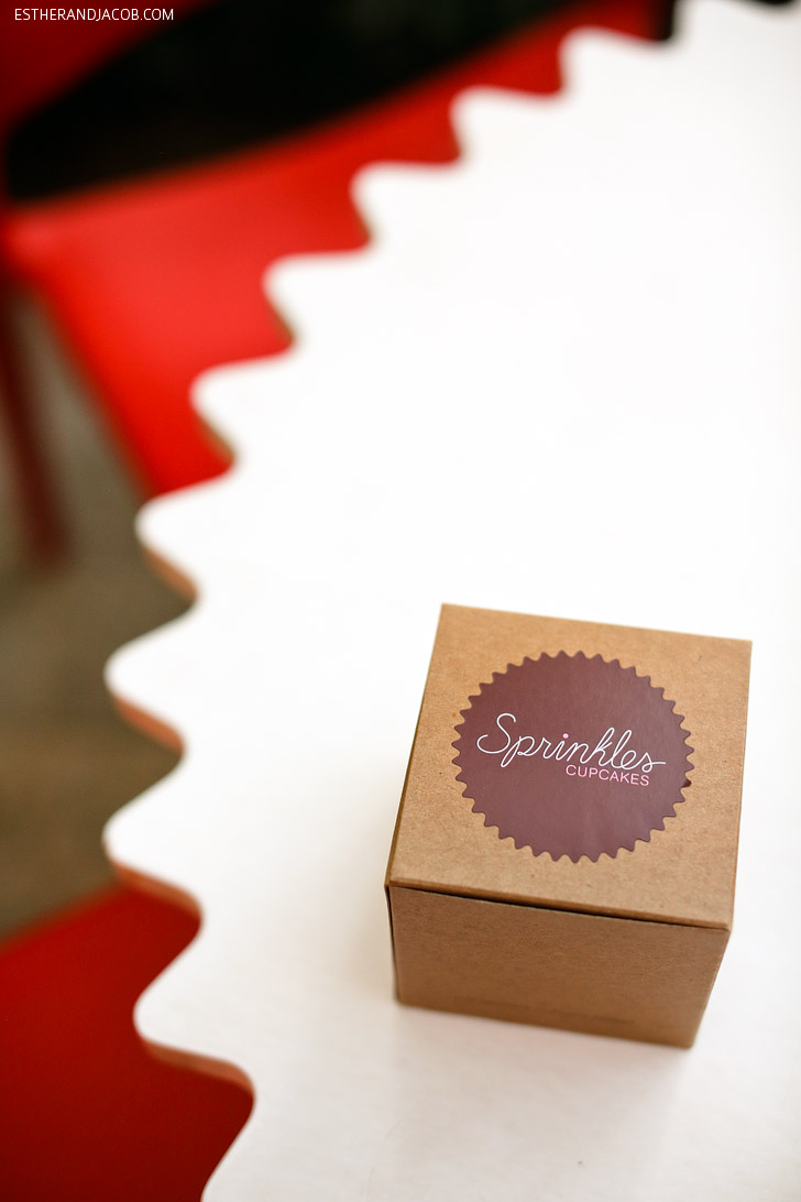 Local Adventurer Feature: 24 hour Sprinkles Cupcake ATM in Las Vegas!