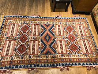 Andean Flat Weave Rug