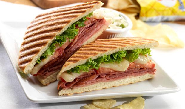 Hinh anh: Sandwich Panini