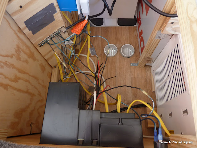 Campervan Electrical Box