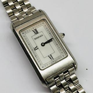 Tiffany & Co. Rectangular Ladies Watch
