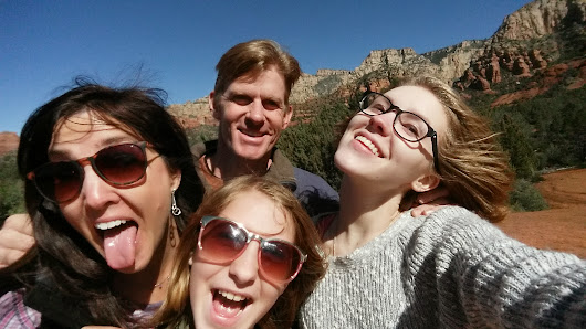 Wednesday afternoon in Sedona