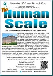 Human Scale 26 October 2016
