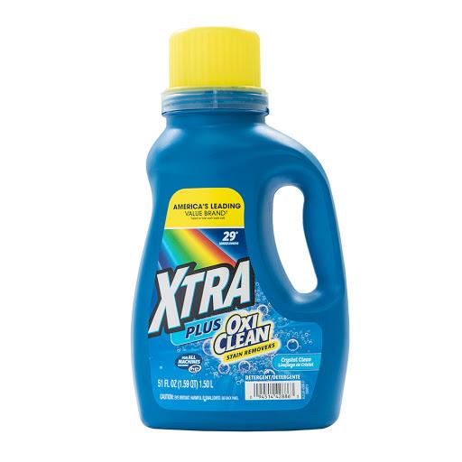 Detergente Liquido Xtra Limpieza Cristal 1.5 L